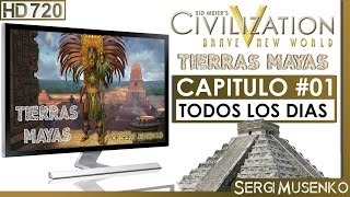 Vídeo Civilization V