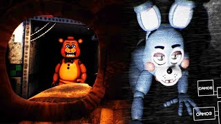TOY BONNIE IS BACK... (amazing game) || Creepy Nights at Freddy's 2