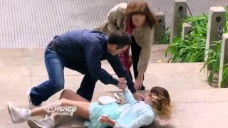 Violetta 3 violetta se réveille après sa chute  Episode 67