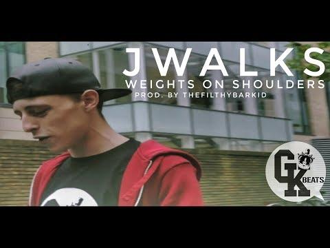 JWalks - Weights On Shoulders [MUSIC VIDEO] | GK Beats