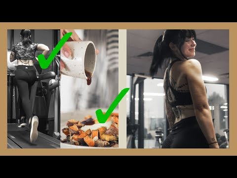 5 EASY WAYS to Crush your 2019 FITNESS GOALS