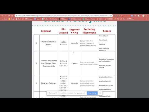 Pacing Guides - Tips & Tricks | STEMscopes™ - YouTube