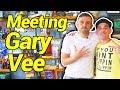 Finally got to meet GaryVee 🔥🔥🔥🙏 Gary Vaynerchuk PodSessions 7