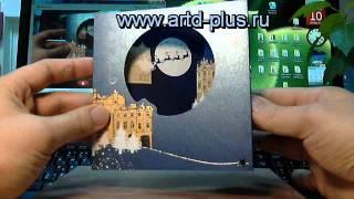 Корпоративная открытка VIP подарок 0657 246з(, 2011-10-10T13:32:52.000Z)
