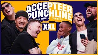 Accepteer de Punchline - Megasessie met o.a. Bilal Wahib, Chatmo, Jack $hirak, Oussama & Sam J'taime
