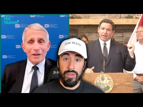 Fauci AND DeSantis Weigh In On Israel Study! Interesting Breakdown.