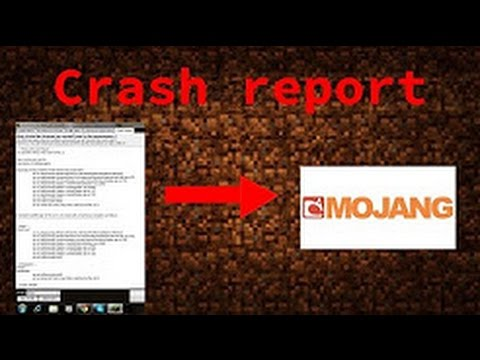 minecraft tuto crash report cran noir had crashed fran ais fr cracker premium youtube. Black Bedroom Furniture Sets. Home Design Ideas