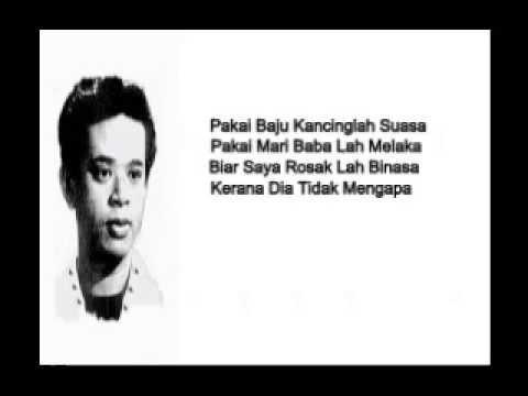 R Azmi .... Memikat Hati ( With Lyrics ).