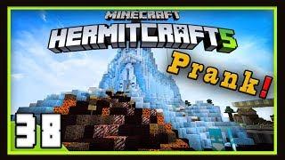 HermitCraft Season 5: Tango The Ice Princess Prank (Minecraft 1.12)