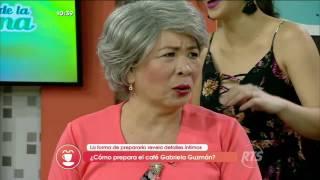 Doña Sary pone a prueba a Gaby Guzmán