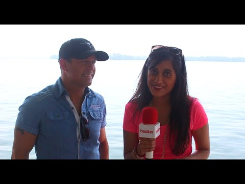 Interview With Aaron Pritchett