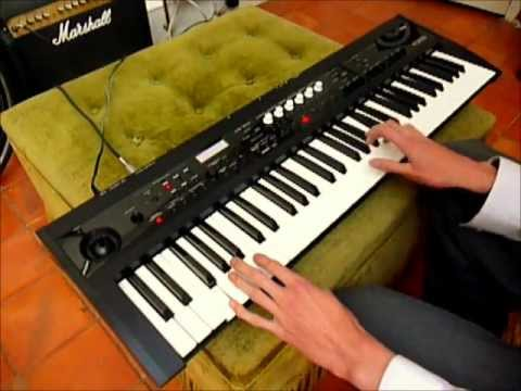 Korg PS60 Review