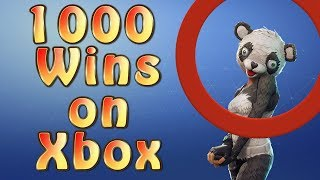 Fortnite Xbox 1000 + Wins!! Fast Builder!! Let's Get It!