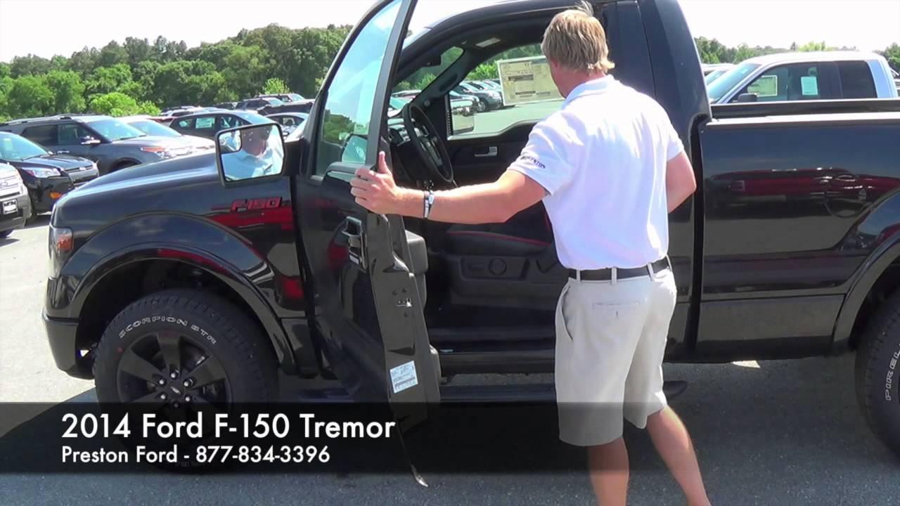 2017 Ford F150 Fx4 Tremor Review At Preston