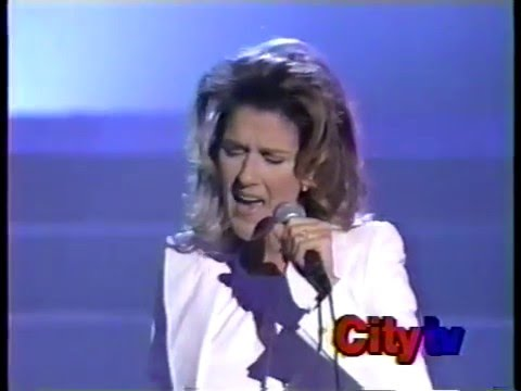 Celine Dion  All  Myself Billboard Awards 1997