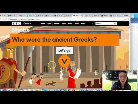 Who Were the Ancient Greeks Video Lesson II