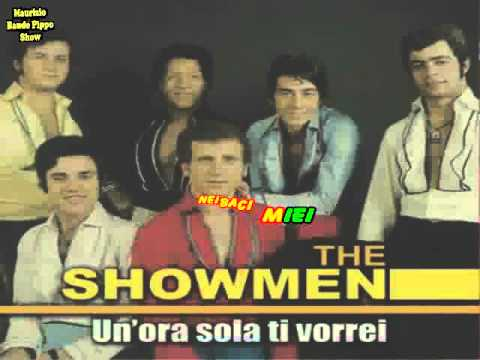 Videokarafun - Un' ora sola ti vorrei - The Showmen