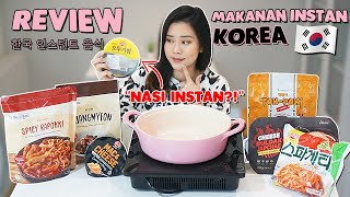 NASI INSTANT?! REVIEW MAKANAN INSTANT DARI KOREA~!