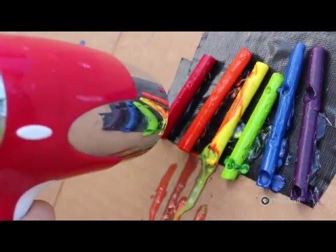PBS Hawaii - HIKI N? Episode 715 | Kapaa Middle School | Crayon Art