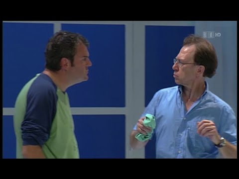 Ein seltsames Paar  Theater mit Viktor Giacobbo & Mike Müller 2005