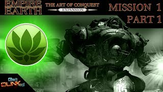 Empire Earth: The Art of Conquest - Asian - Mission 1 - Part 1/4