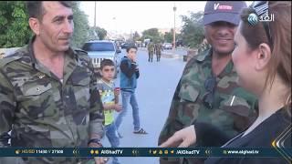 تقرير| 30 حافلة تقل عناصر النصرة وتحرير الشام من القلمون الشرقي باتجاه عفرين