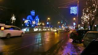 Луганск до войны. Декабрь 2013