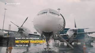 Nietypowe transporty w piątek o 21:00 na Discovery Channel!