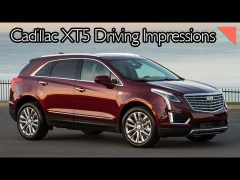 2017 Cadillac XT5, Apple & Google Face New Competition ...