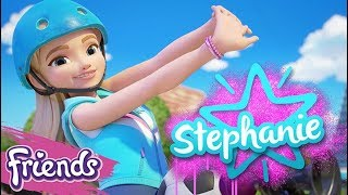 Meet Stephanie! - LEGO Friends - Character Spot