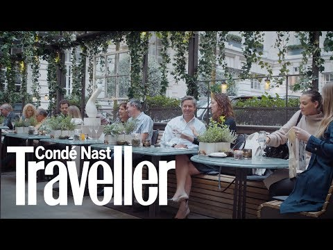 The Botanist Gin's foraged cocktail class | Condé Nast Traveller