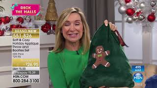 HSN | Soft & Cozy Gifts 11.07.2017 - 02 PM
