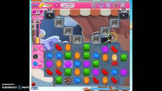 Candy Crush Level 1471 help w/audio tips, hints, tricks