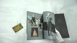 The Witcher 3: Wild Hunt ART BOOK 典藏版藝術設定集