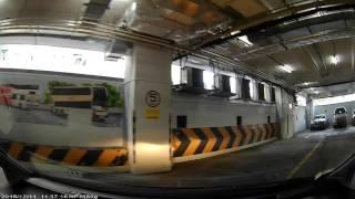 香港泊車好去處 - 寶輪街9號九巴總部停車場 (入)