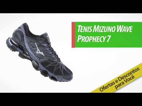 tenis mizuno prophecy 6 netshoes ofertas baratos sport