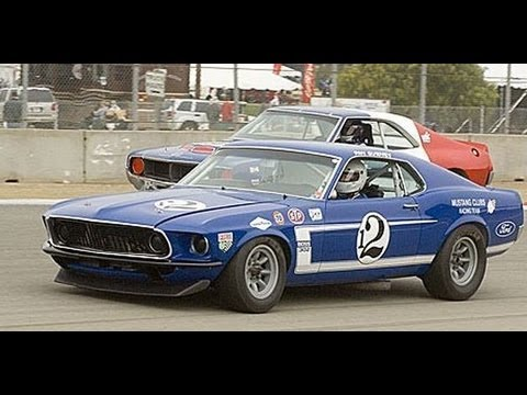1969 Boss 302 Trans Am Dan Gurney Race Prototype