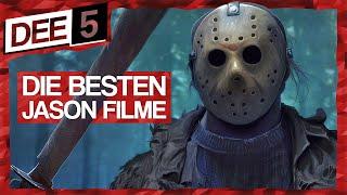 Die 5 besten Jason Filme | Dee 5 | Freitag der 13.