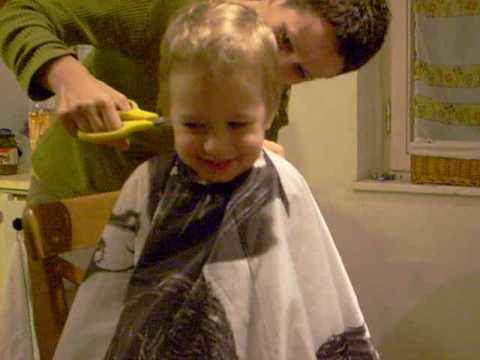 Matti Beim Haareschneiden 3 Youtube