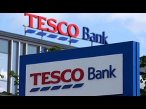 20,000 Tesco Bank Customers Lose Money