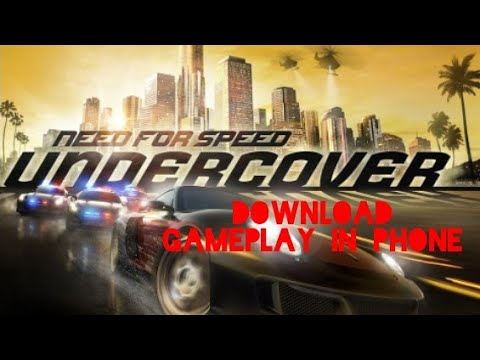 How To Download Need For Speed Undercover In Phone In Hindi