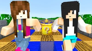 Minecraft  Lucky Block - QUEM TEVE MAIS SORTE?