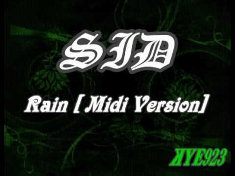 FMA Opening 5  SID  Rain  Midi Piano Version