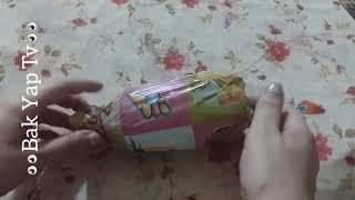 Pet şişeden müzik aleti nasıl yapılır