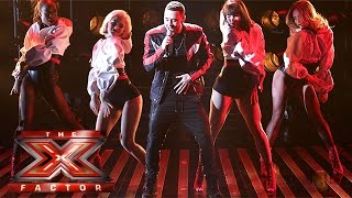 Mason Noise gets Jealous! | Live Week 4 | The X Factor 2015
