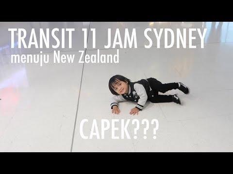 Transit 11 Jam Di Sydney: Menuju Road Trip New Zealand