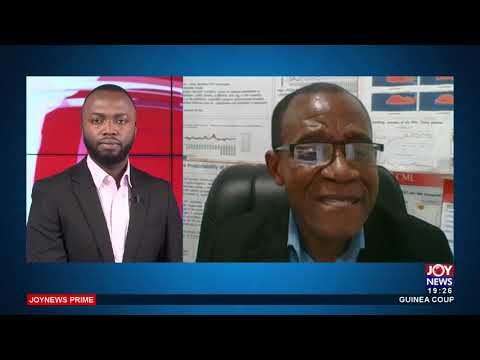 Access to potable water a major challenge to some communities - Joy News Prime (16-9-21)