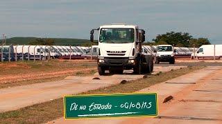 Testando os limites do caminhão: Pista de testes da Iveco e BR 156 no Amapá