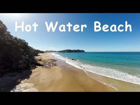 Hot Water Beach #Coromandel #NZ