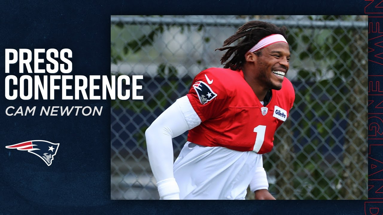"""Cam Newton: """"It's up to me to keep learning"""" 